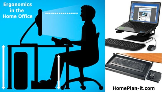 Ergonomics in the Home Office